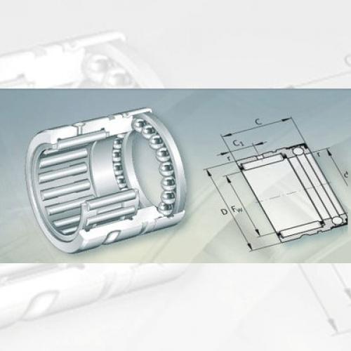 Bearing FAG Combined Needle Roller Bearings