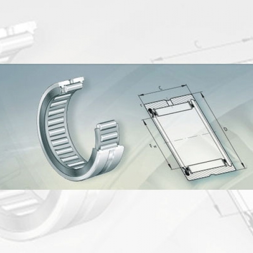 Bearing FAG Needle Roller Bearings In X-Life Quality