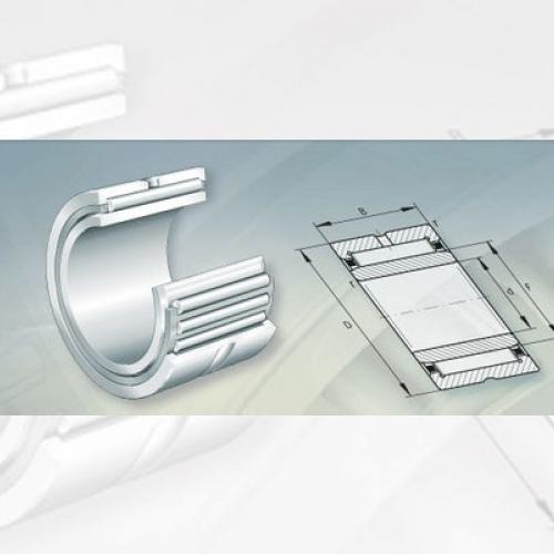 Bearing FAG Needle Roller Bearings With Ribs