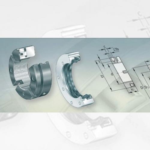 Bearing FAG Seal Carrier Assemblies / Precision Locknuts
