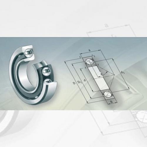 Bearing FAG Single Row Angular Contact Ball Bearings